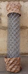 Заборные секции от производителя и сетка рабица оцинкованная.  Бесплатная ДОСТАВКА по всей Беларуси